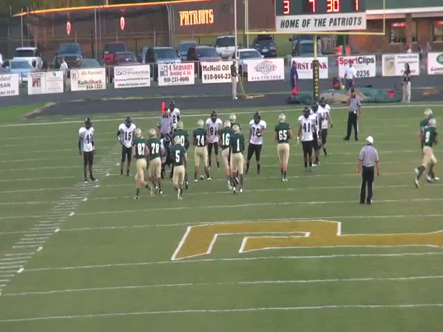 Pinecrest High School Vs Overhills Bradley Black Highlights