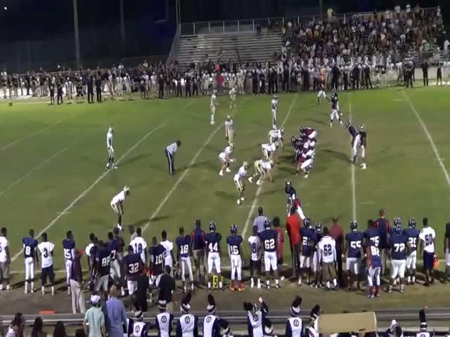 Plant High School Football 2014
