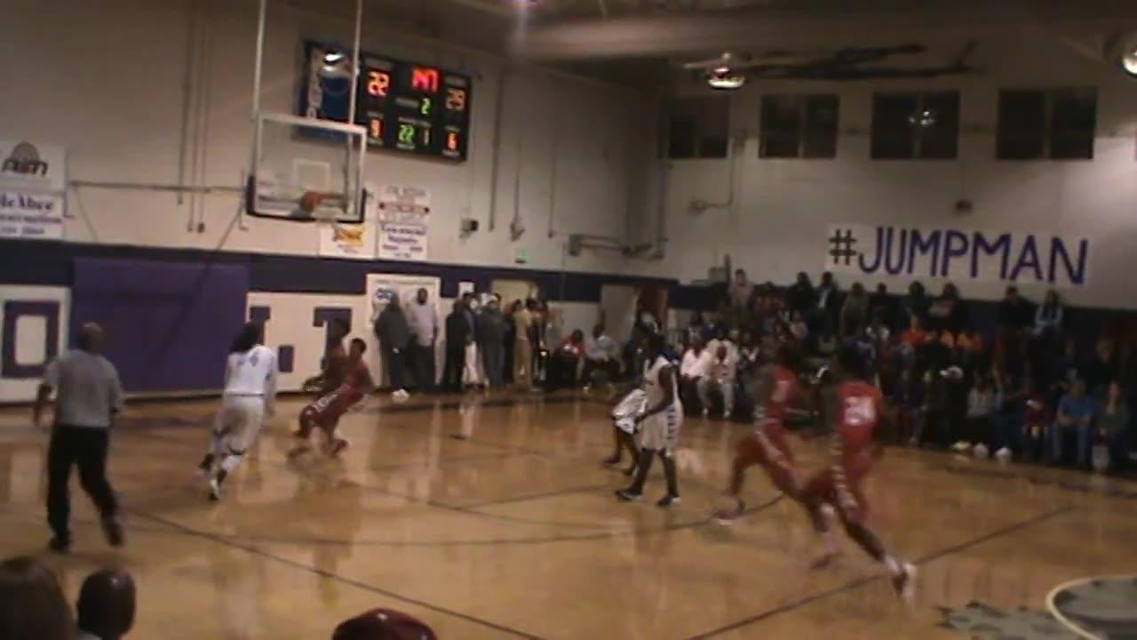 Holt High School vs. Hillcrest Tuscaloosa - Joshua ...