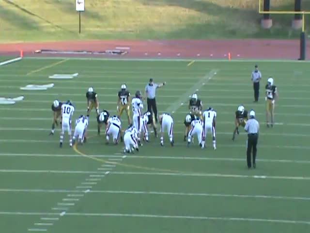 Jacob Biggers's Junior Year playing football for Tascosa High School in  Amarillo, TX