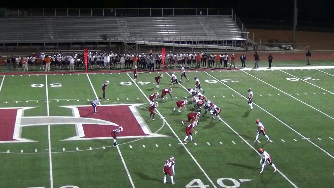 Hillgrove High School vs. South Cobb High - Paul Bain highlights: www.hudl.com/athlete/2356039/highlights/37207954