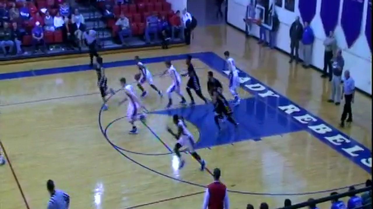 Obion County High School Vs Dyersburg Blake Huggins