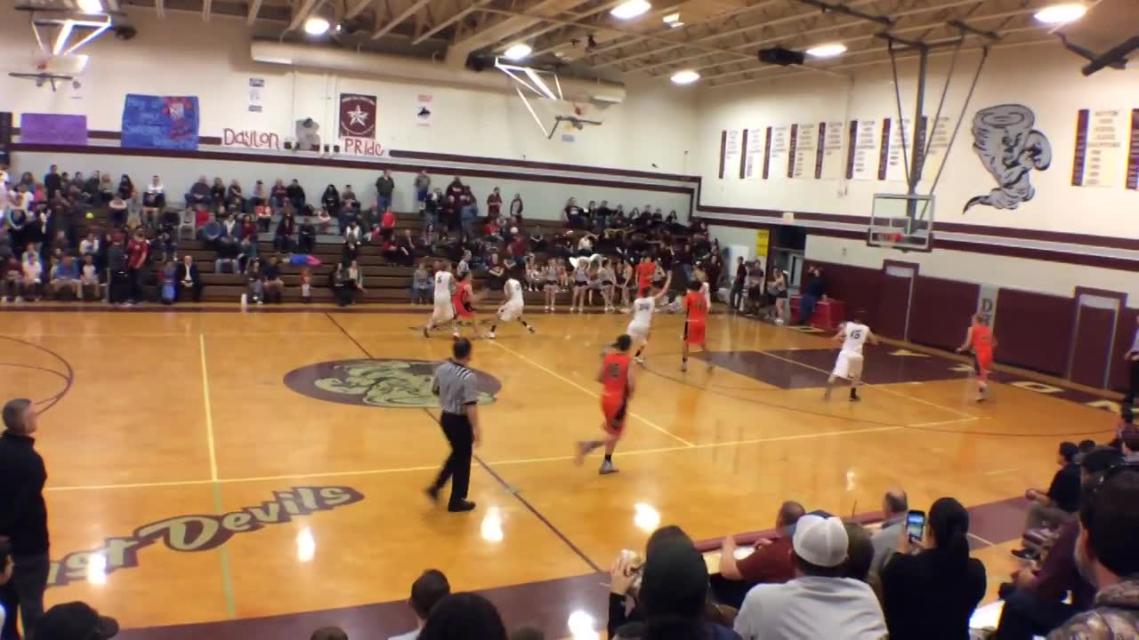 Fernley High School Vs Dayton Zach Burns Highlights