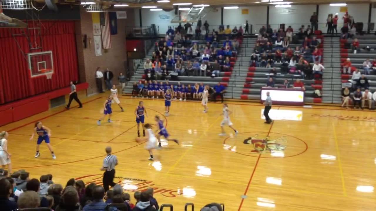 Elkhorn South High School Vs Lincoln Christian Maddie