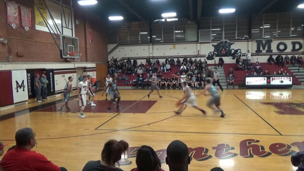 Modesto High School vs. Thomas Downey High School - Ronald ...