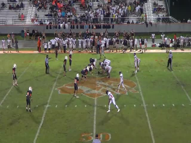 vs. Boone High School