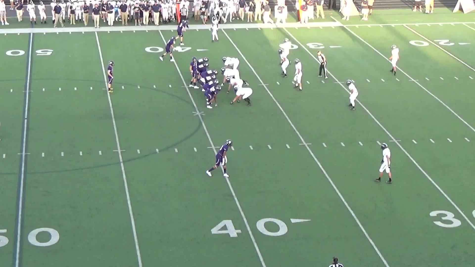 Flower Mound football highlights Timber Creek High School High School Sport