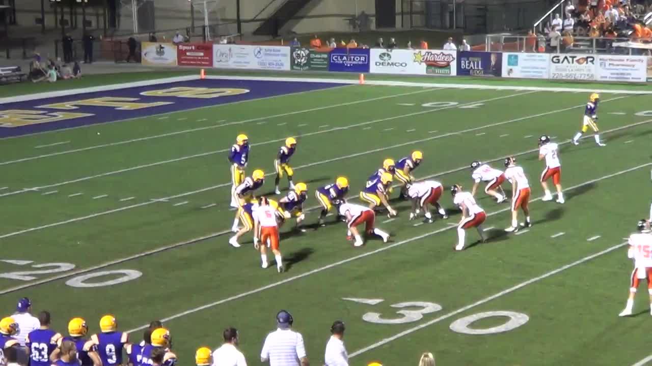 Denham Springs High School vs. Catholic High School - Kyandre Brooks ...: www.hudl.com/athlete/1406936/highlights/171285038/v2