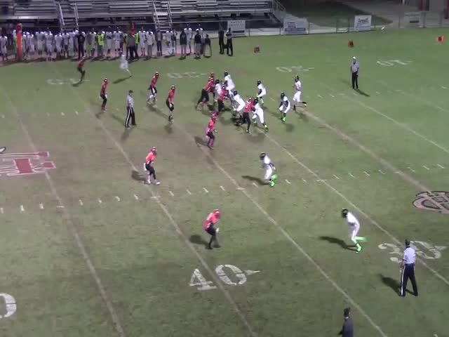 vs. Center Hill High