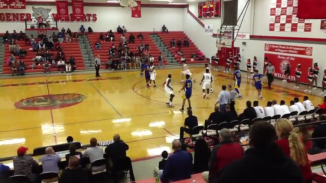 Valley High School Vs Waggener Curt Lewis Highlights