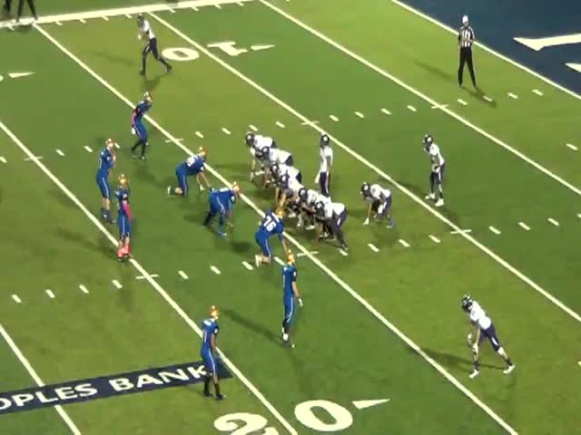 Clovis High School Vs Frenship Tucker Dobbs Highlights