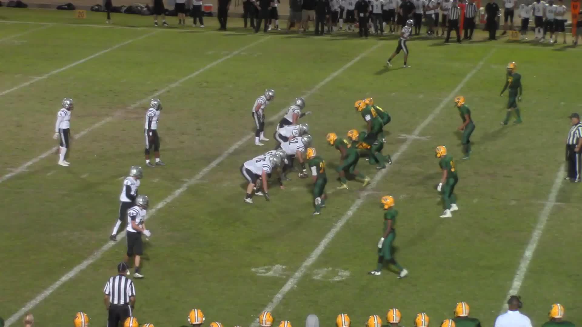 Stockdale High School Game Film Bakersfield California Page 1