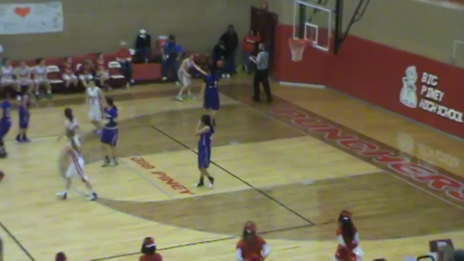 Big Piney High School - Josie Oldman highlights - Hudl