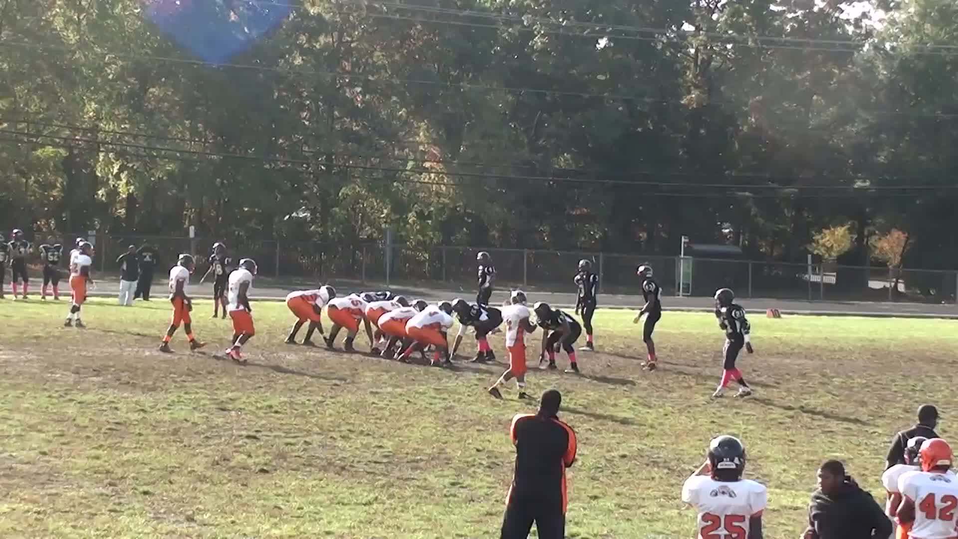 vs. Oxon Hill High School - David Dupree highlights - Hudl